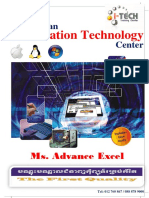 Advance Excel - Copy