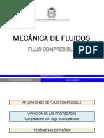 Clase 5. Flujo Compresible