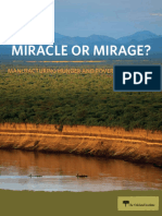 Ethiopia Miracle or Mirage
