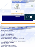 Use Case Presentation
