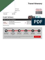 ticket format