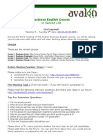 03 AVALON Business English June 01 2010