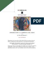 Introducción a La Simbólica Del Tarot, Por Ana Contreras_ I. La Voz Del Silencio