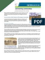 Australian Farms and Farming Communities