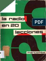 Radio en 20 Lecciones