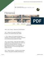 Cronología del fotógrafo Hércules Florence