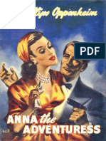 - E. Phillips Oppenheim(Anthony Partridge) -1904- Anna the Adventuress