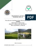 Final Report FSAPP ESMF
