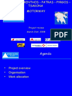 Project Overview March 2008