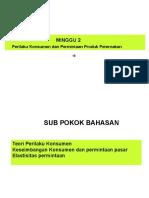 Mg 2 Perilaku Konsumen