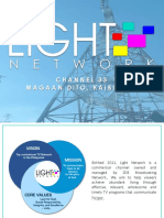 Light Network 2016 - Media Partnership Program