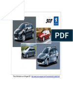 Notice Peugeot 307 Notice d Utilisation,139,1