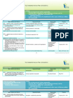 New 2010 2011 Detailed Action Plan