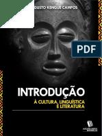 Augusto Kengue Campos - Introdução à Cultura, Línguistica e Literatura (2015 ) Baixar Grátis - Download Free Book