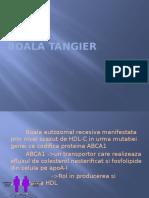 Boala Tangier Serban Tudor S IV Gr 20.pptx