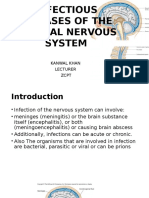 central nervous system pathologies