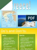 Greece PowerPoint Main