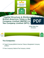 Corporate Finance ( Dhaka University