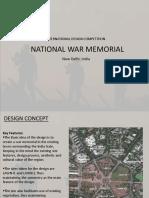 War Memorial Concept