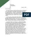 Letter to Save Richardson Grove Ancient Redwoods Forest - Glenda Hesseltine