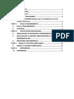 Representative Office Guidelines in Malaysia