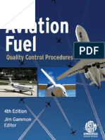 Aviation Fuel Quality Control Procedure_ASTM_JIM Gammon