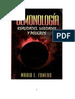 NA Demonologia Libro Completo Para PDF