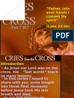 Cries From the Cross 7