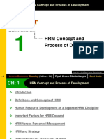 Ch 01 (HRM Concept and Process of Development)