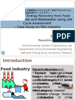 Evaluation+of+Energy+Recovery+from+Food+Processing+Waste+and+Wastewater+using+Life+Cycle+Assessment+–+Case+Study+on+Tofu+Industry_Presentation
