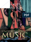 Roger Scruton-Understanding Music_ Philosophy and Interpretation -Continuum (2009)
