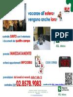 Vet Locandina CUP Passaporto2015
