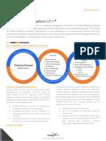 Unified Enterprise Data Mapping, Governance & Code Automation Platform