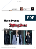 Inside Muse's Drones