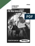 KE4 Manual
