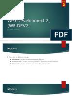 Intro to MVC 5 Part 2