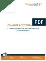 #Change4Destination