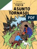 18-Tintin - El Asunto Tornasol