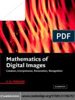 Mathematics of Digital Images