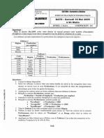Bac Pratique 16052009 Eco 9h