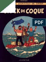 19-Tintin - Stock de Coque
