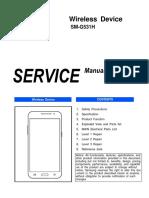 Sm-g531h Service Manual