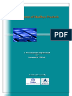 E Procur TrainingManual