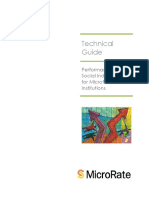 MicroRate Technical Guide 20142