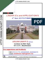 LICA Notes by Arunkumar