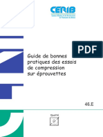 046 e Guide Bonnes Pratiques Essais Compression Eprouvettes