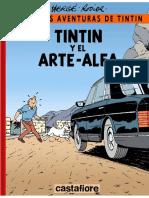24-Tintin y El Arte-Alfa