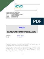 User Manual PW636i en V2.04(1)