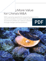 ATK_Create More Value in China's M&A