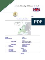 Regatul Unit Al Marii Britanii Și Al Irlandei de Nord